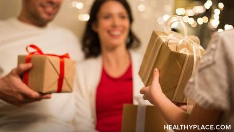 Do good parents buy their kids lots of big, expensive gifts for Christmas or Hanukkah, so the children know they are loved? Take a look at this.