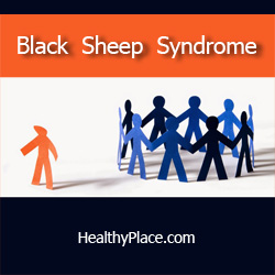 Living with a mental illness makes many people feel as if they are the black sheep of humanity. The reality: people are each unique - and a black sheep.