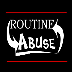 The routine merges the honeymoon & tension-building phases of the cycle of violence and abuse into one. The abuser abuses freely & the victim barely reacts.