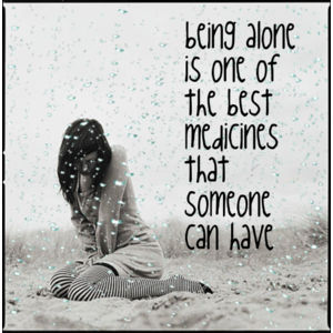 Read about how embracing being alone can build your self-esteem and self-confidence.