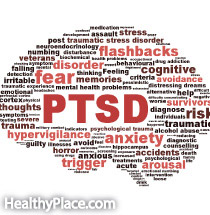 Anyone can be startled but people with combat PTSD can have an exaggerated startle response. Their startle response could even be traumatizing. Check this out.