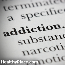 Many people still believe that an addiction is a moral issue, when in fact, addiction is a mental health issue. Don't believe me? Read this.
